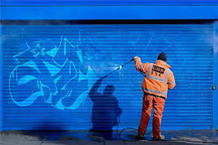 Best Graffiti Removal Services and Cost Las Vegas NV | McCarran Handyman Services
