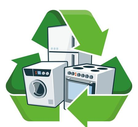 Responsible Appliance Recycling Appliance Removal Services