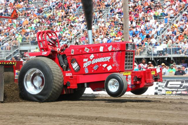 Pulling Tractors For Sale >> Lions Super Pull Of The South Tractor Pull