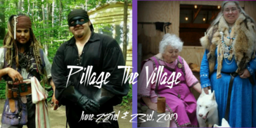 Pillage the Village Event