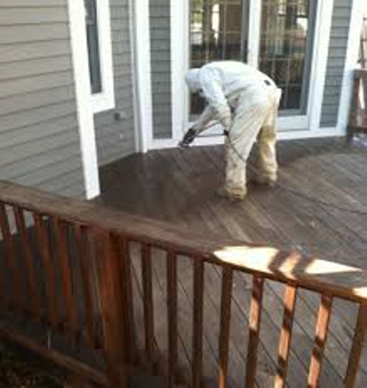 Affordable Deck Staining Services Lincoln, NE| Lincoln Handyman Services