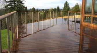 Ipe or Brazilian Walnut Decking is Exceptionally Durable