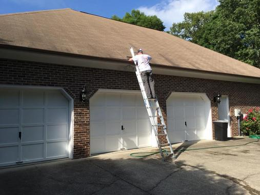 GUTTER CLEANING GUTTER REPAIR GRAND ISLAND NEBRASKA
