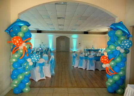under the sea decor