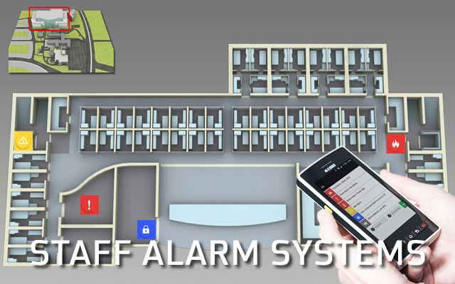 Atus Systems - Personal Attack, Staff Attack, Alarm Systems