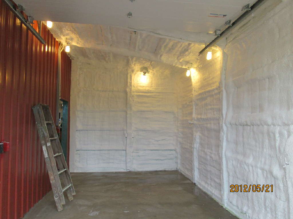 Spray Foam Insulation Photos Completed Projects