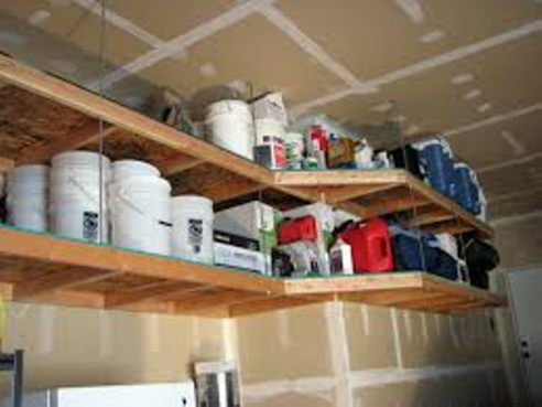 Expert Garage Wall Shelf Installation Services And Cost in McAllen Texas | Handyman Services of McAllen