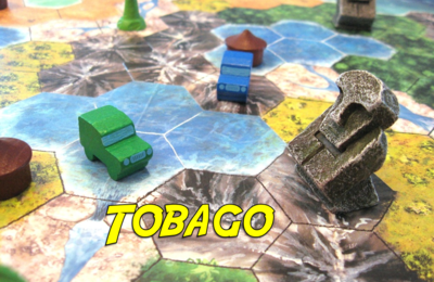 Tobago treasure hunting: Muskegon Area Gamers