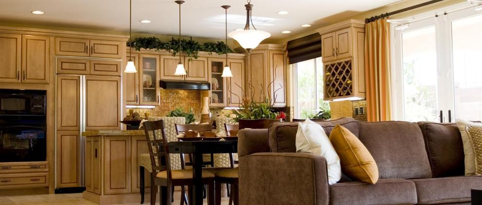 custom cabinetry in remodel project kitchen and kitchen remodeler in Parker Colorado