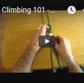 free rock climbing video tutorials