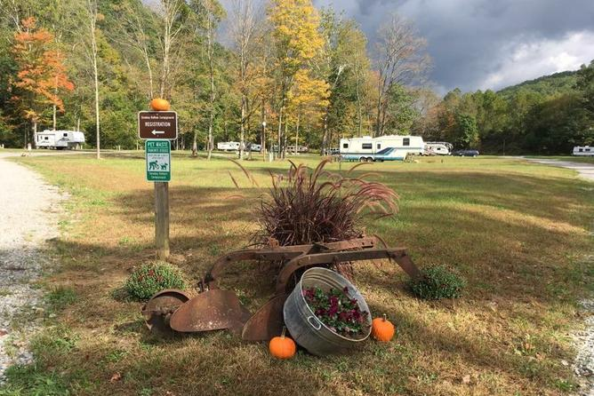 full hookup campgrounds in virginia