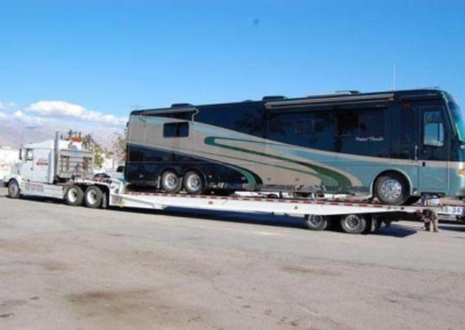 Motor Home Towing Services in Omaha NE | 724 Towing Services Omaha