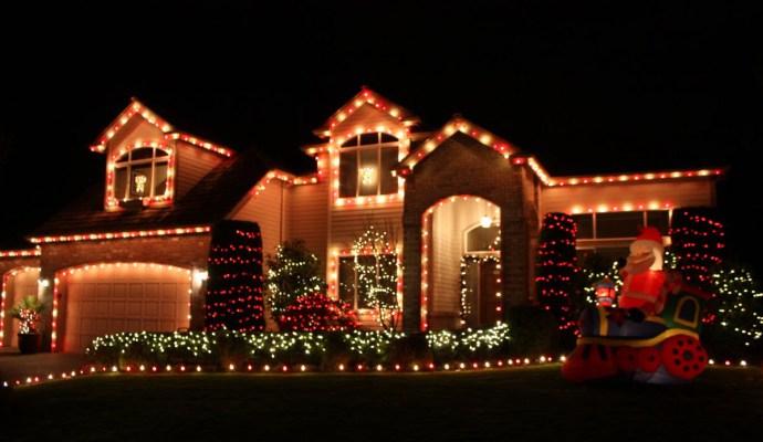 Christmas Lights Boise.Idaho Holiday Lighting