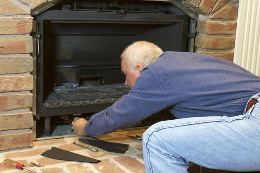 Gas Fireplace Tune Up, Inspection and Cleaning Services | Lincoln Handyman Services