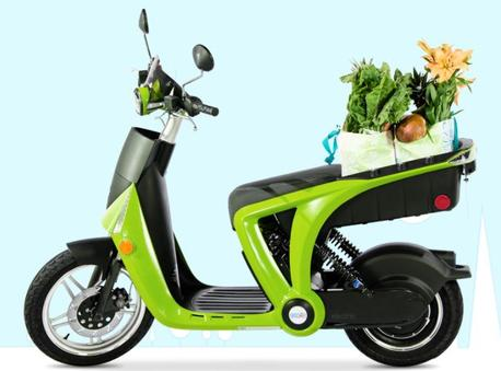 GenZe Scooter