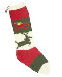candide christmas stocking kits and hand knit stockings - Christmas Stocking Kits