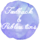 Feedback & Publications