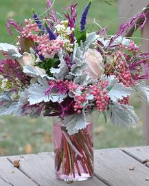 Mixed Winter Bouquet | The Little Flowershop Florist
