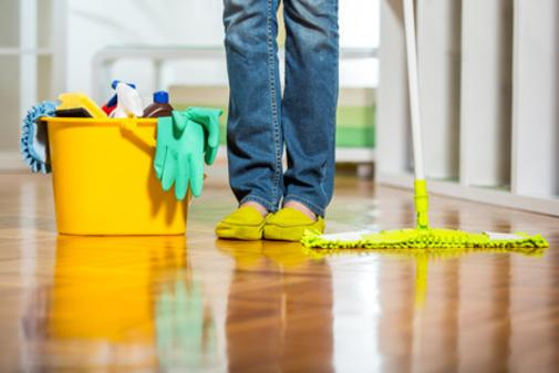 WEEKLY HOME CLEANING SERVICES