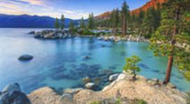 How to see Sand Harbor Beach at Lake Tahoe