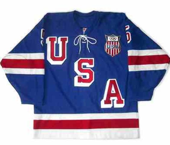 1960 squaw valley hockey jersey adult