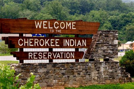Native American Reservations Today