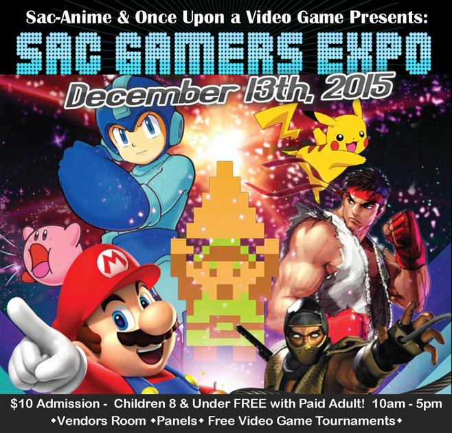Sac Gamers Expo