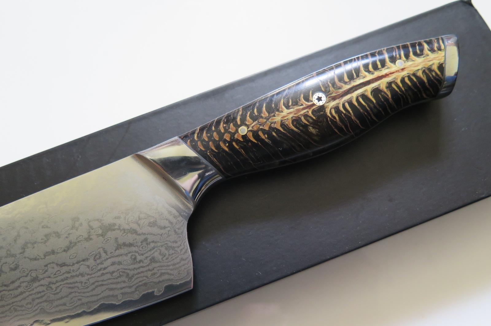 custom vg10 chef knives