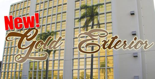 Solar Graphics Exclusive Gold 15 Exterior Film picture image