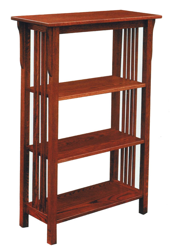 - Amish Bookshelves