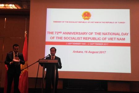 The Turkish Center for Asia Pacific Studies, APAM, Turkey, Vietnam, Embassy of Vietnam in Ankara, Ambassador Pham Anh Tuan