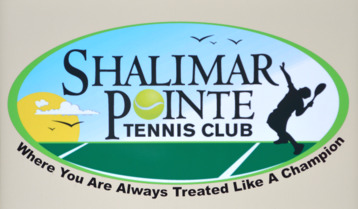 Shalimar Pointe Tennis Club logo