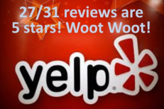 Yelp reviews for Dangerous Theatre