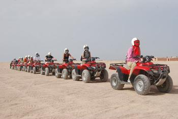 Safari tours from Hurghada
