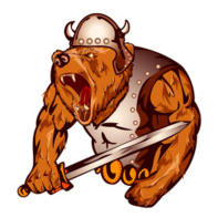 Bear Guard Sticker