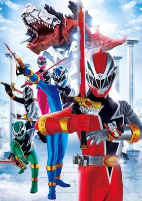 Geekpin Entertainment, Power Rangers, Power Rangers Dino Fury, IGN, Ryusoulger