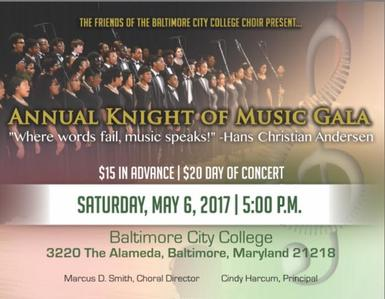 Annual Knight of Music Gala Concert