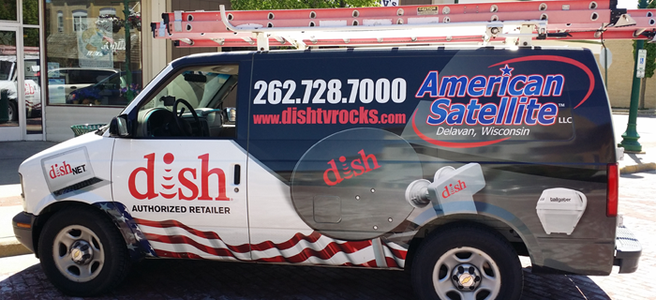 Contact Us for DIRECTV, dishNET, Dish Network, Antennas and Cable TV on