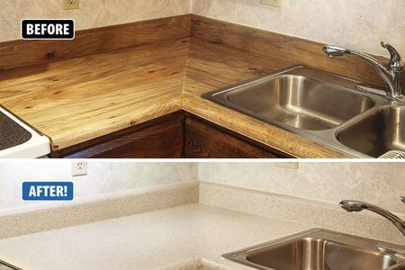 Best Countertop Refinishing or Repair | McCarran Handyman Services