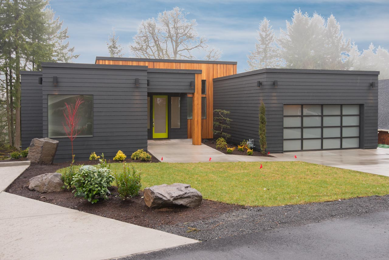 Vancouver Modern Homes