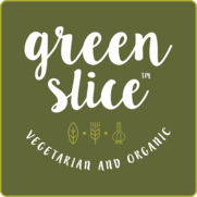 Green Slice logo
