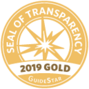 gold seal of transparency 2019 guide star