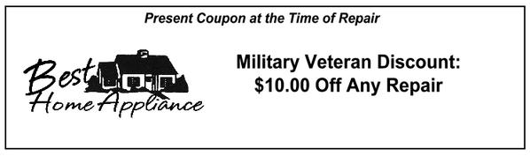 coupons for vets