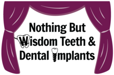 Nothing But Wisdom Teeth Logo