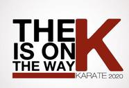Karate to the Olympic Tokyo 2020