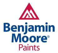 ate painting use Benjamin Moore paint