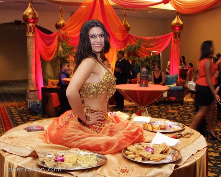 arabian quinceanera belly dance moroccan theme party jungle island