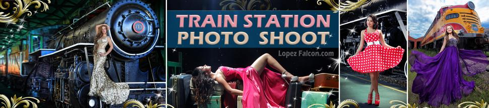 QUINCEANERA SHOW EN MIAMI QUINCE PHOTOGRAPHY WITH TRAINS