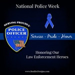 Honoring Police and Law Enforcement Officers