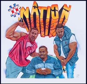 NATION 2hench4tv Bobby Henderson and friends by Cliff Carson